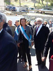 Lucie Desblancs à Allauch avec le Parti Citoyen - Liste Allauch le renouveau aux élections municipales 2020