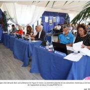 Conseils municipaux à Allauch, d'Allauch, les frais de justice de M Povilnelli, votés sans dicussion. Les questions de l'opposition expédiées en 2 minutes