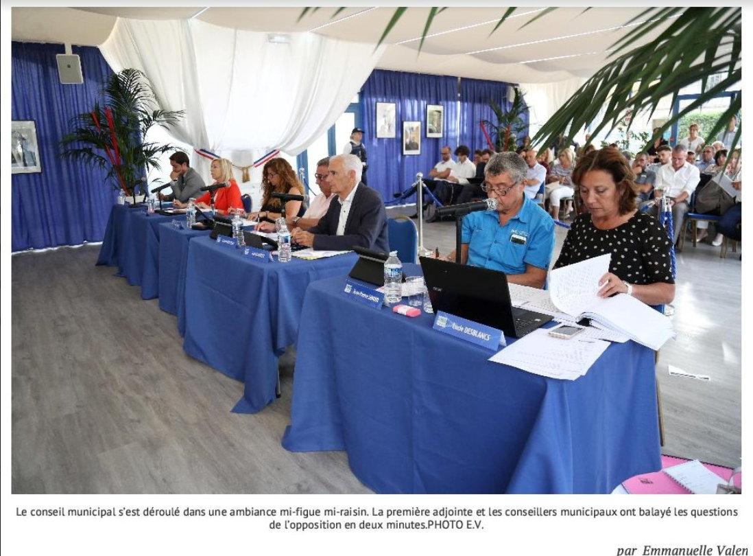 Retrouvailles mouvementées entre Povinelli et sa majorité au conseil municipal d'Allauch