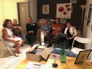 Les Allaudiens comptent sur Lucie Desblancs - Permanence de campagne candidate Lucie Desblancs