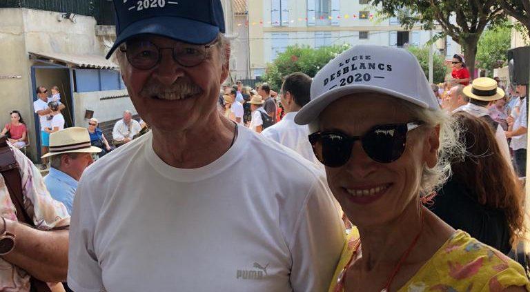 Les Allaudiens avec Lucie Desblancs - Municipales Allauch 2020