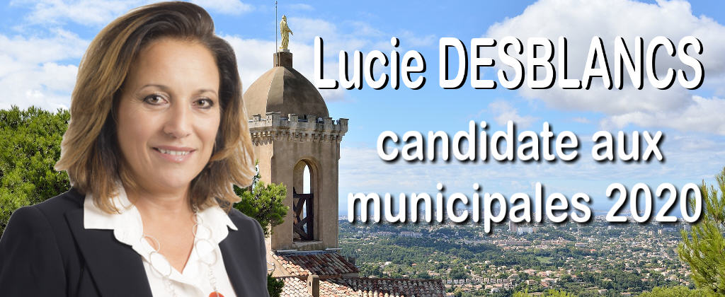 Lucie Desblancs candidat élections municipales 2020 à Allauch