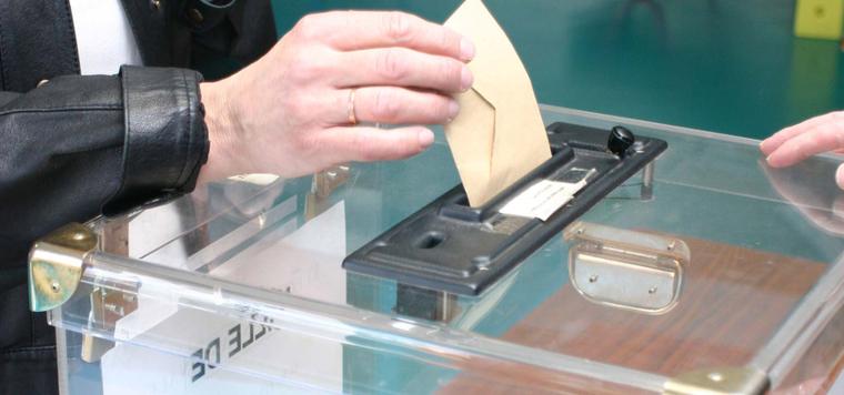 Fonctionnement d'un bureau de vote