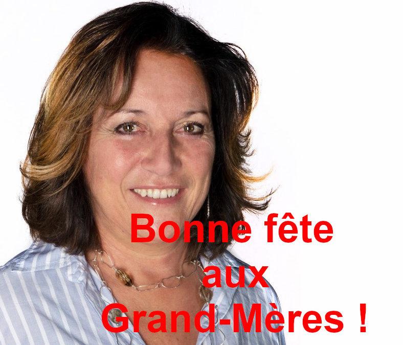 Lucie Desblancs - Candidate mairie d'Allauch 2020 - Fêt les Grand-Mères - Elections Municipales Allauch 2020